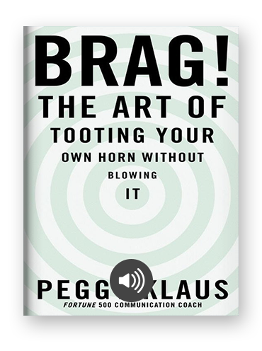 Brag by Peggy Klaus on Scribd