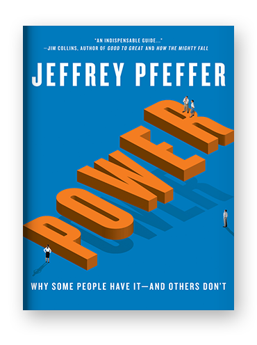 Power by Jeffrey Pfeffer on Scribd