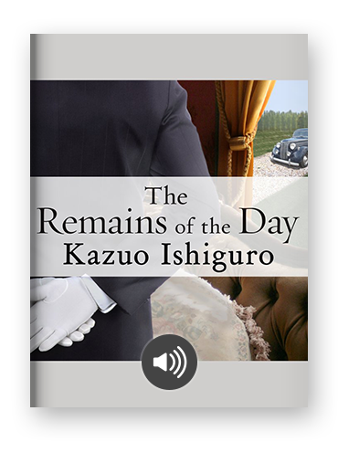 The Remains of the Day by Kazuo Ishiguro on Scribd
