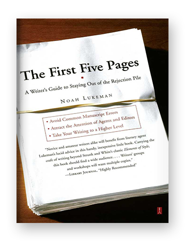 The First Five Pages by Noah Lukeman on Scribd