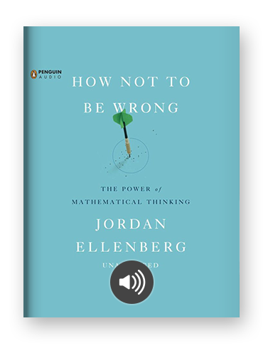 How Not to be Wrong by Jordan Ellenberg on Scribd