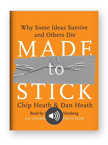 Made to Stick by Chip Heath and Dan Heath on Scribd