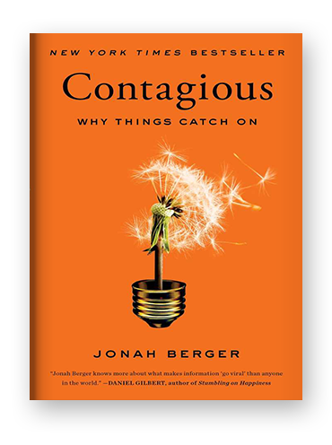 Contagious by Jonah Berger on Scribd