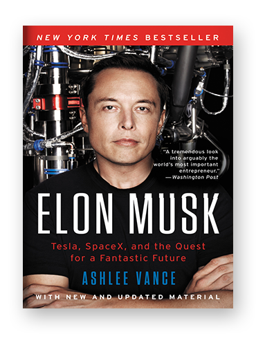 Elon Musk by Ashlee Vance on Scribd