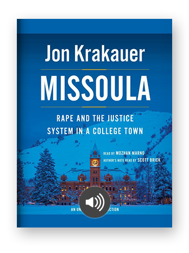 Missoula by Jon Krakauer on Scribd