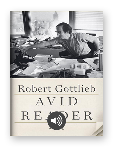 Avid Reader by Robert Gottlieb on Scribd