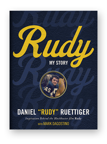 Rudy by Daniel Rudy Ruettiger on Scribd