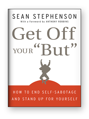 "Get Off Your ""But"" by Sean Stephenson on Scribd"