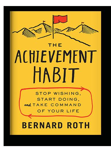 The Achievement Habit by Bernard Roth on Scribd.png