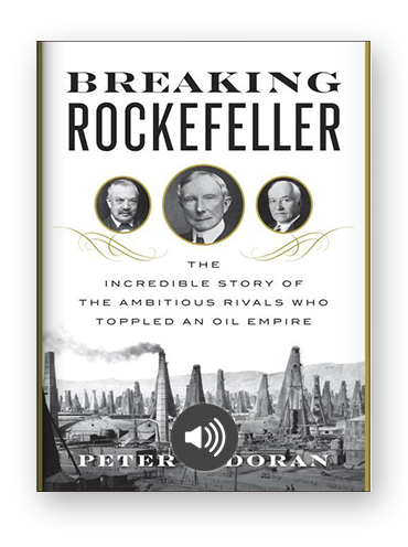 Breaking Rockefeller by Peter Doran on Scribd