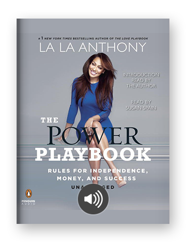 The Power Playbook by La La Anthony on Scribd