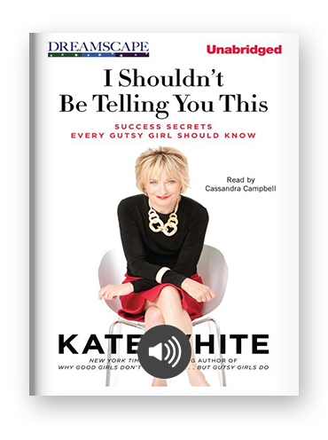 I Shouldn't Be Telling You This by Kate White on Scribd