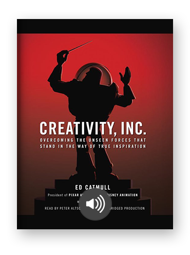 Creativity, Inc. by Ed Catmull on Scribd