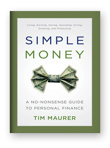 Simple Money: A No-Nonsense Guide to Personal Finance by Tim Maurer on Scribd