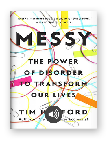 Messy by Tim Harford on Scribd