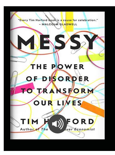 Messy by Tim Harford on Scribd