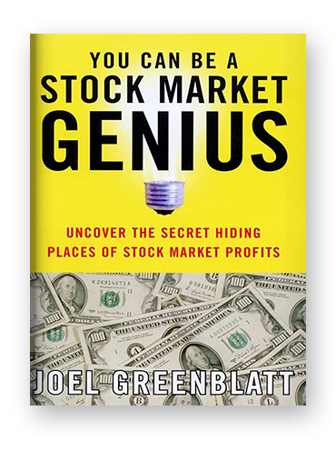 You Can Be a Stock Market Genius by Jeff Greenblatt on Scribd