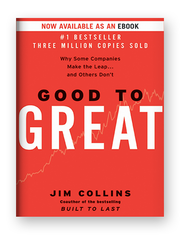 Good to Great by Jim Collins on Scribd