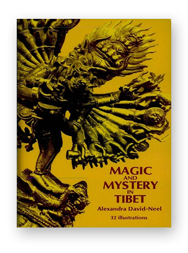 Magic and Mystery in Tibet on Scribd