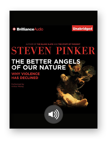 The Better Angels of Our Nature by Steven Pinker on Scribd