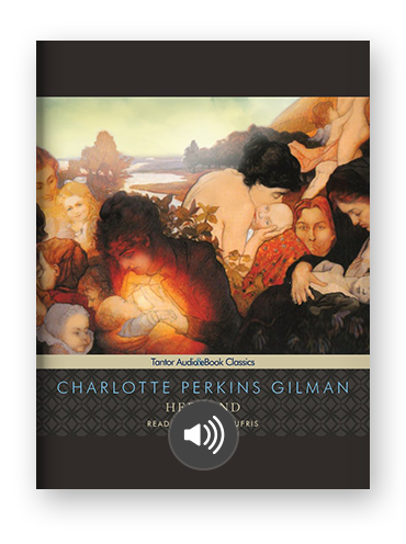 Herland by Charlotte Perkins Gilman audiobook on Scribd.png