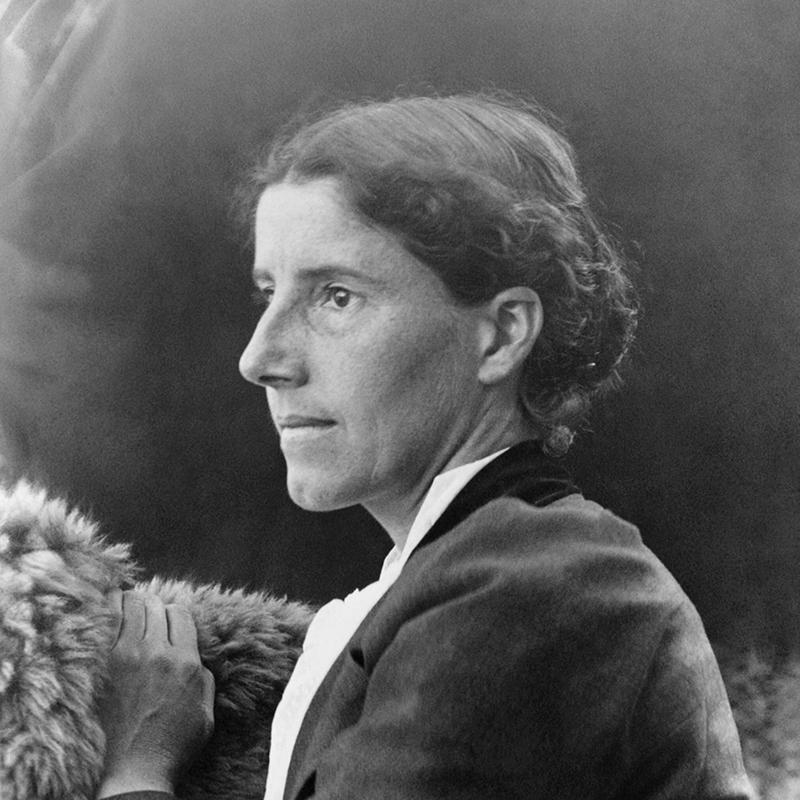 Herland  author Charlotte Perkins Gilman