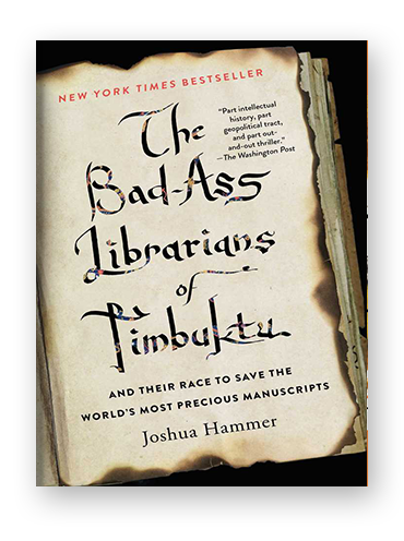 The Bad-Ass Librarians of Timbuktu by Joshua Hammer on Scribd.png