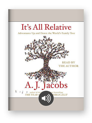It's All Relative by A.J. Jacobs on Scribd.png