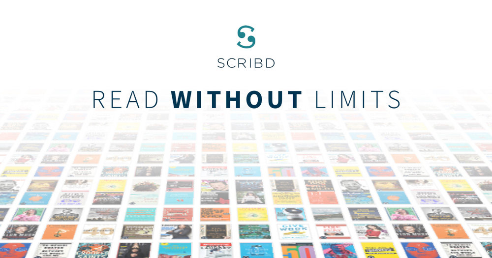 introducing scribd s unlimited subscription literally