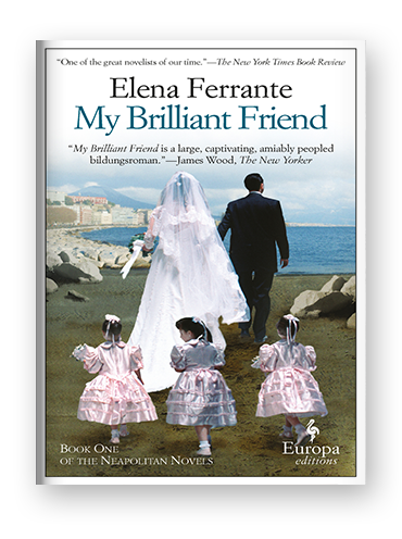 My Brilliant Friend Elena Ferrante on Scribd.png