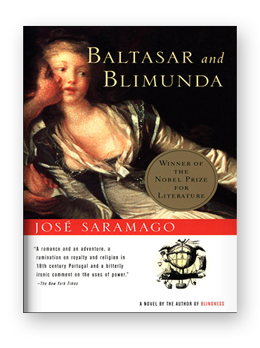 Baltasar and Blimunda on Scribd.png