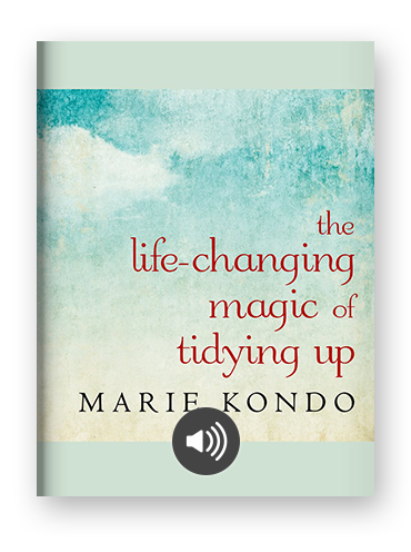 The Life-Changing Magic of Tidying Up by Marie Kondo on Scribd.png