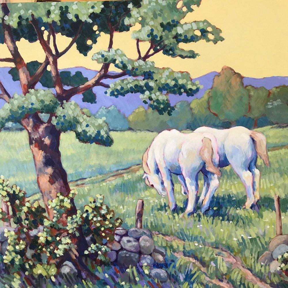 Bobbi Eike Mullen, landscape