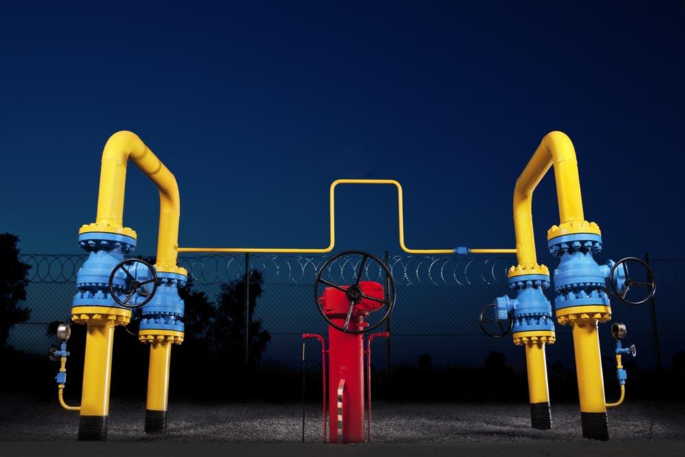 GAZ SYSTEM POLAND / 2012