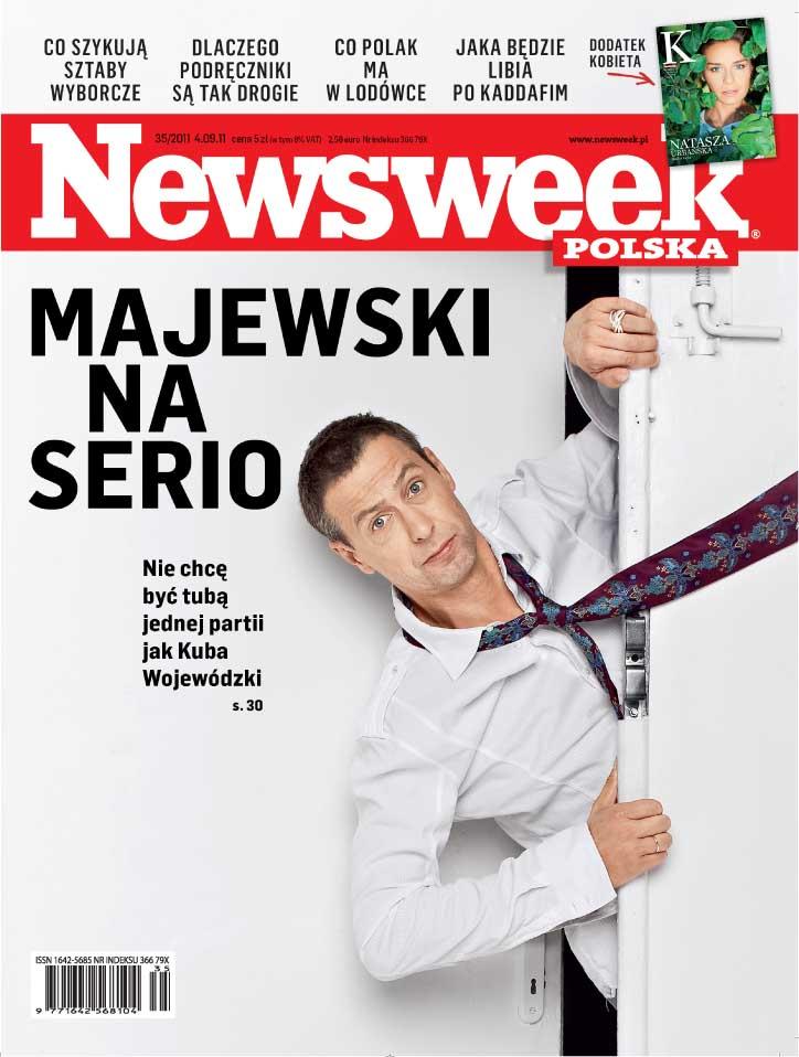 NEWSWEEK 35/2011