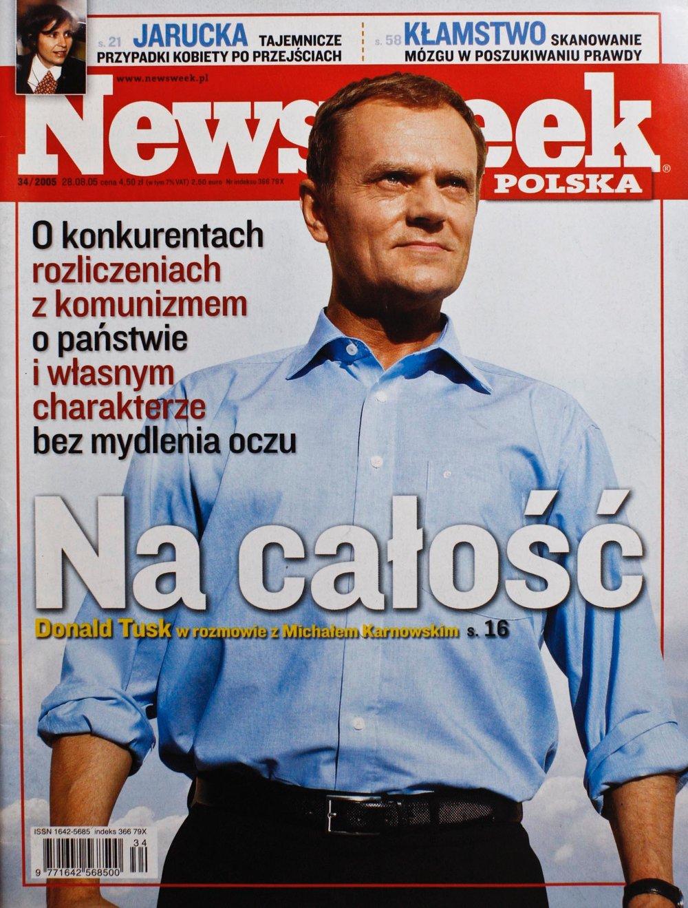 NEWSWEEK 34/2005