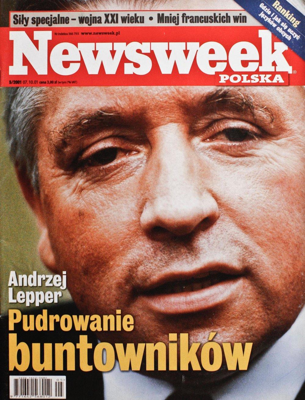 NEWSWEEK 5/2001