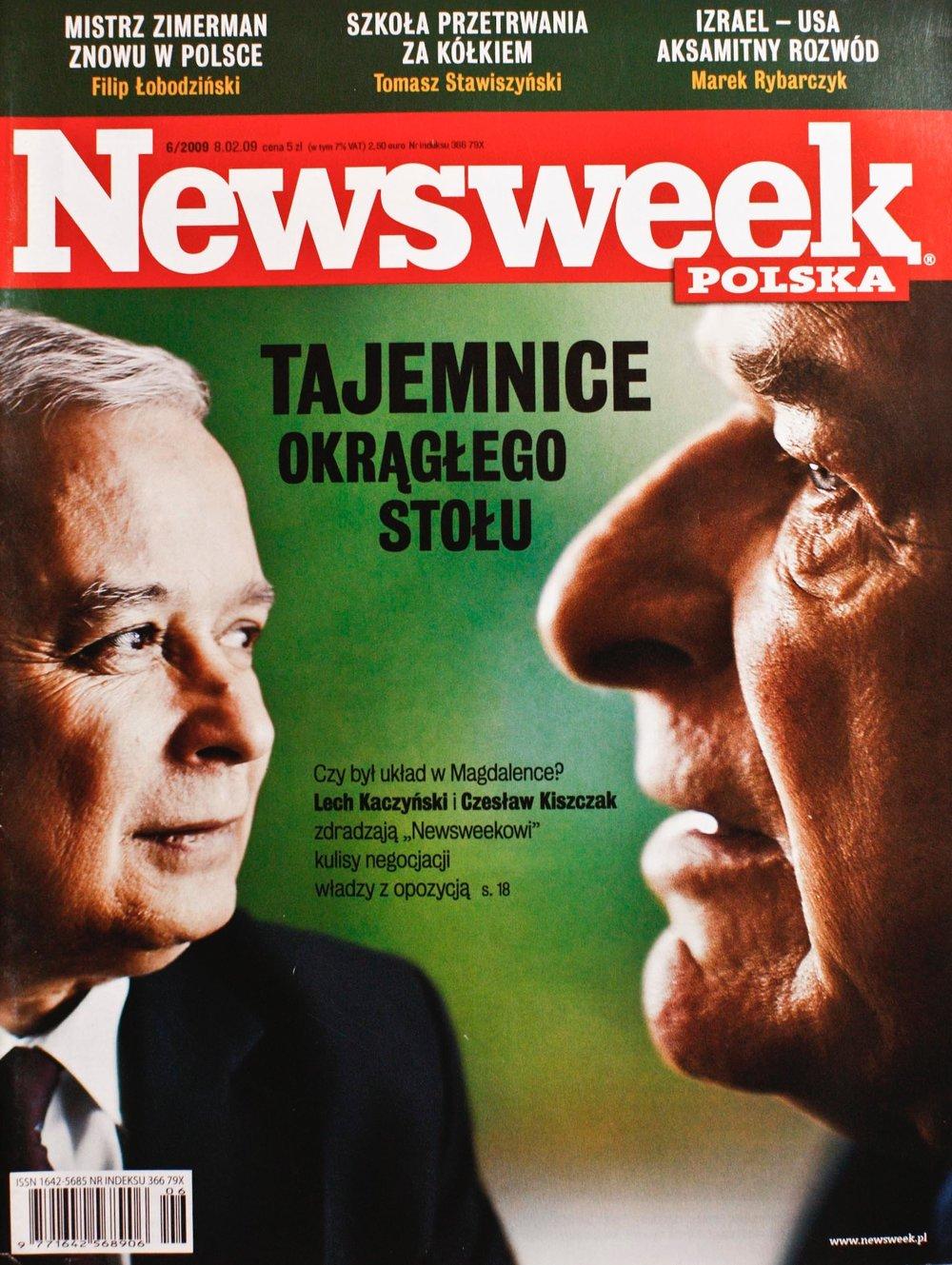 NEWSWEEK KOBIETA 6/2009