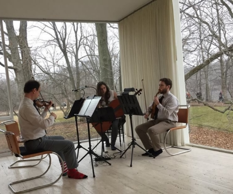 Kontras Quartet, Farnsworth House
