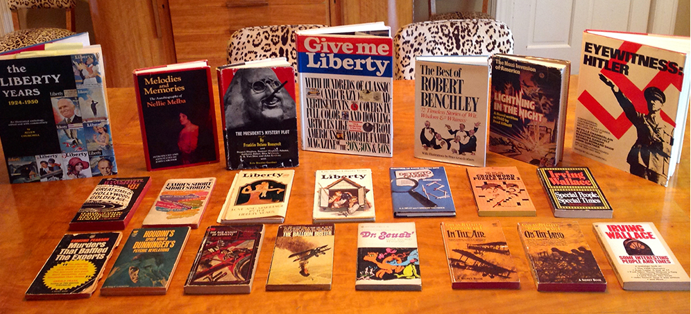 All rights reverted to Liberty Library Corporation