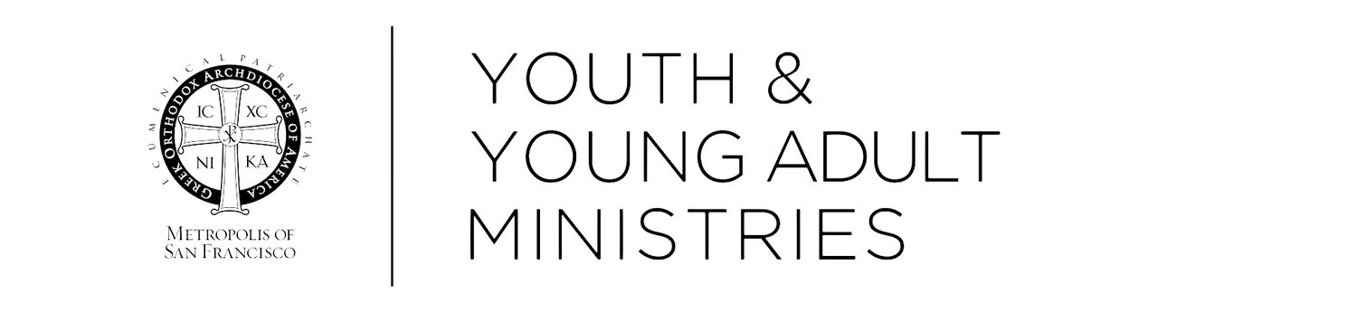 Greek Orthodox Metropolis of San Francisco Youth and Young Adult Ministries