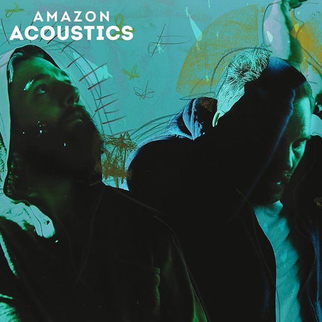 "We did a little acoustic version of ""Dance with Me"" for our friends at @amazonmusic - go check it out! amazon.com/acoustics"