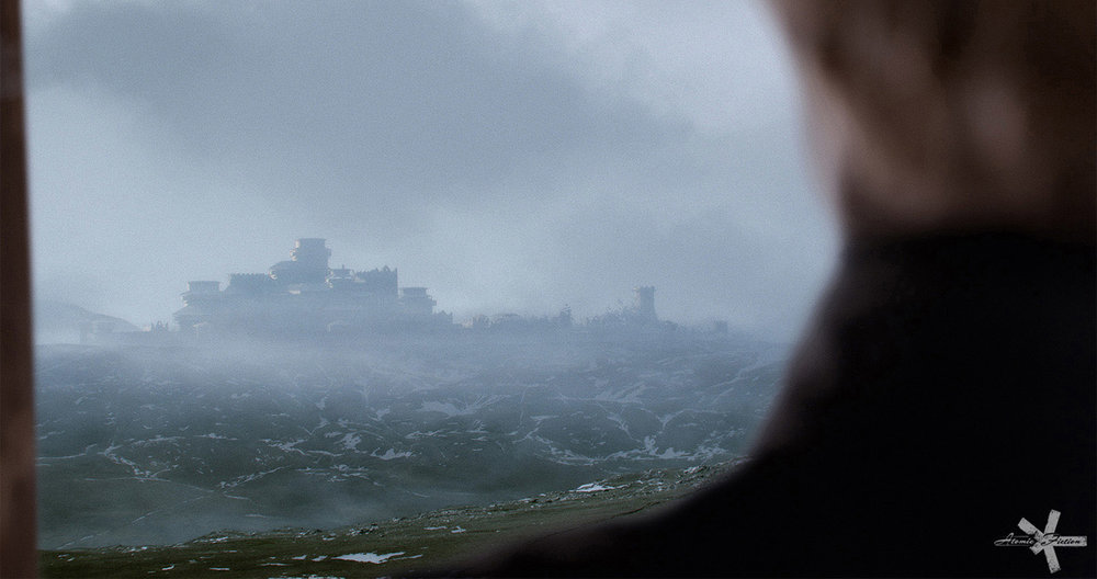 game of thrones s05 Atomic Fiction - Early DMP (final painting by Atomic Fiction) - Photoshop
