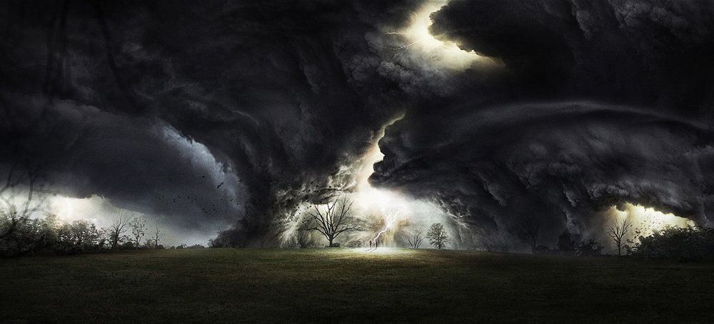 BEAUTIFUL CREATURES Copa NY - Warner Bros - Concept work for Storm Sequence - Photoshop