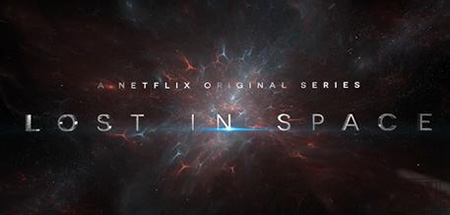 """Lost in Space"" - Netflix - CINESITE"