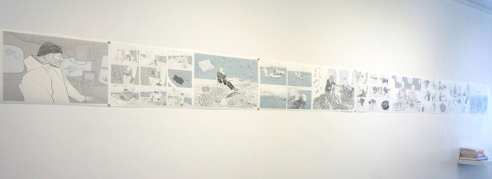 Sarah Gittins -Sea Tangle (Archival inkjet print)