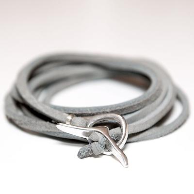 Jill Platner Rawhide Bracelet