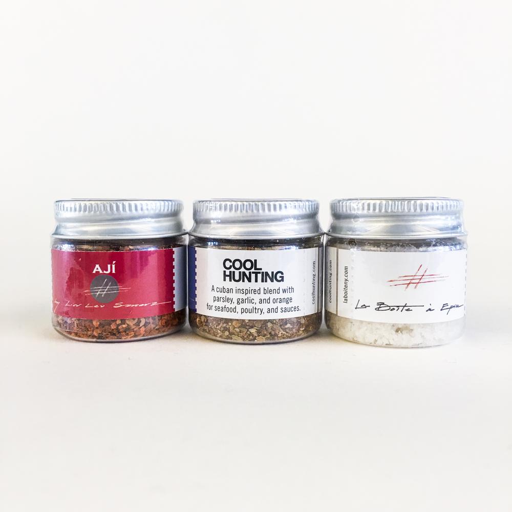 La Boîte Cuban Spice Kit