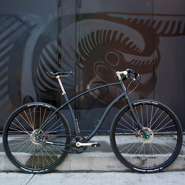 Budnitz Bicycles Model No. 1 Scorcher