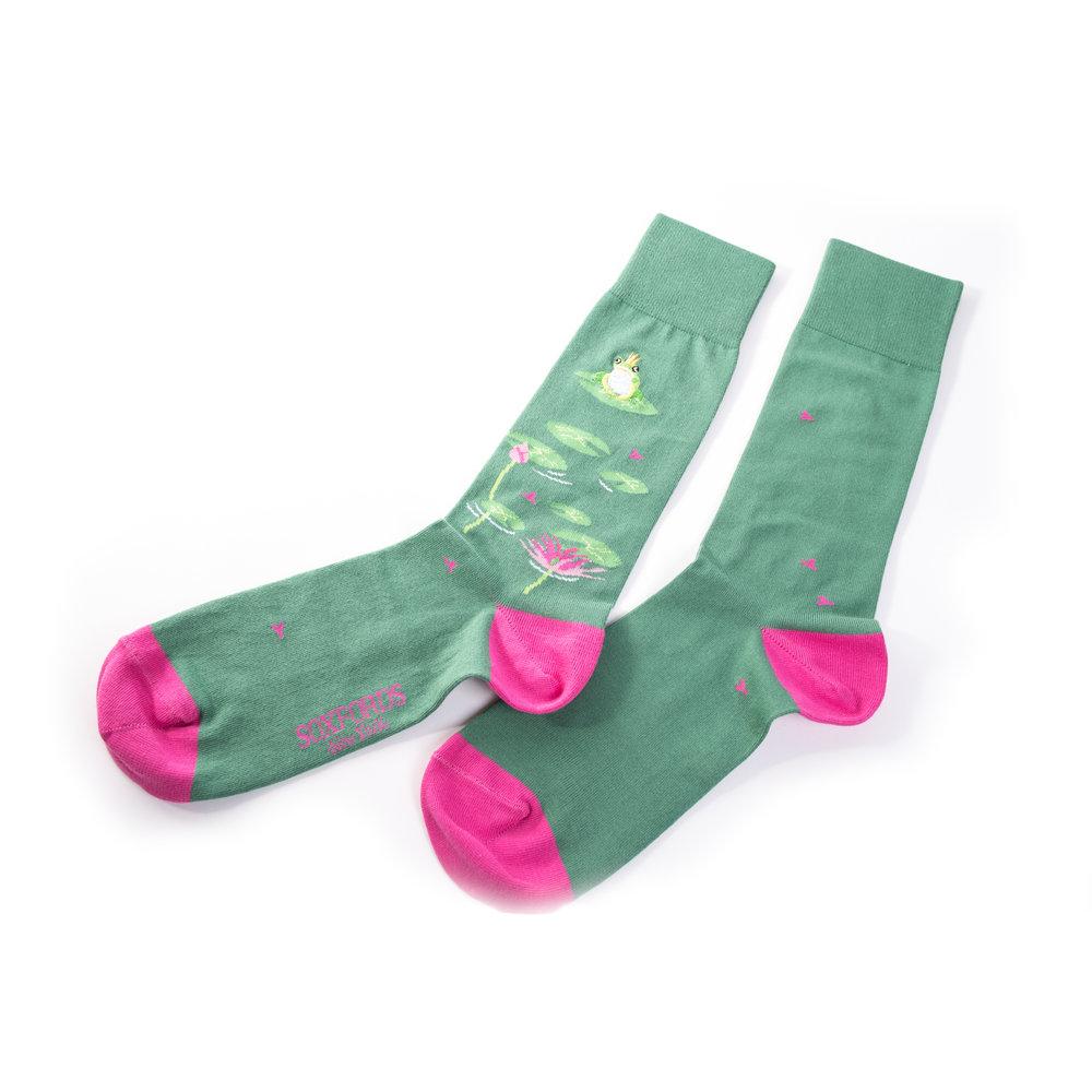 Soxfords Frog Legs Socks